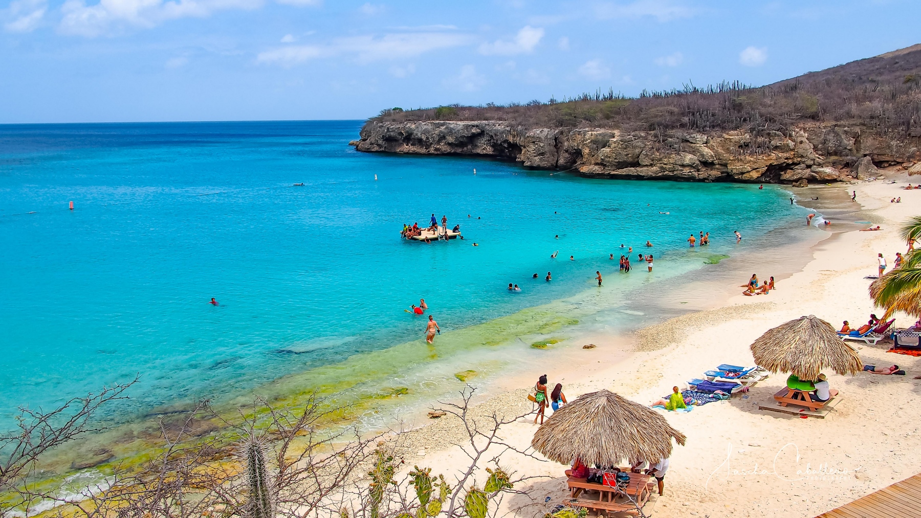 Curacao Beach Playa Kalki