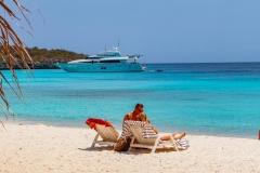 Curacao Beach Cas Abou