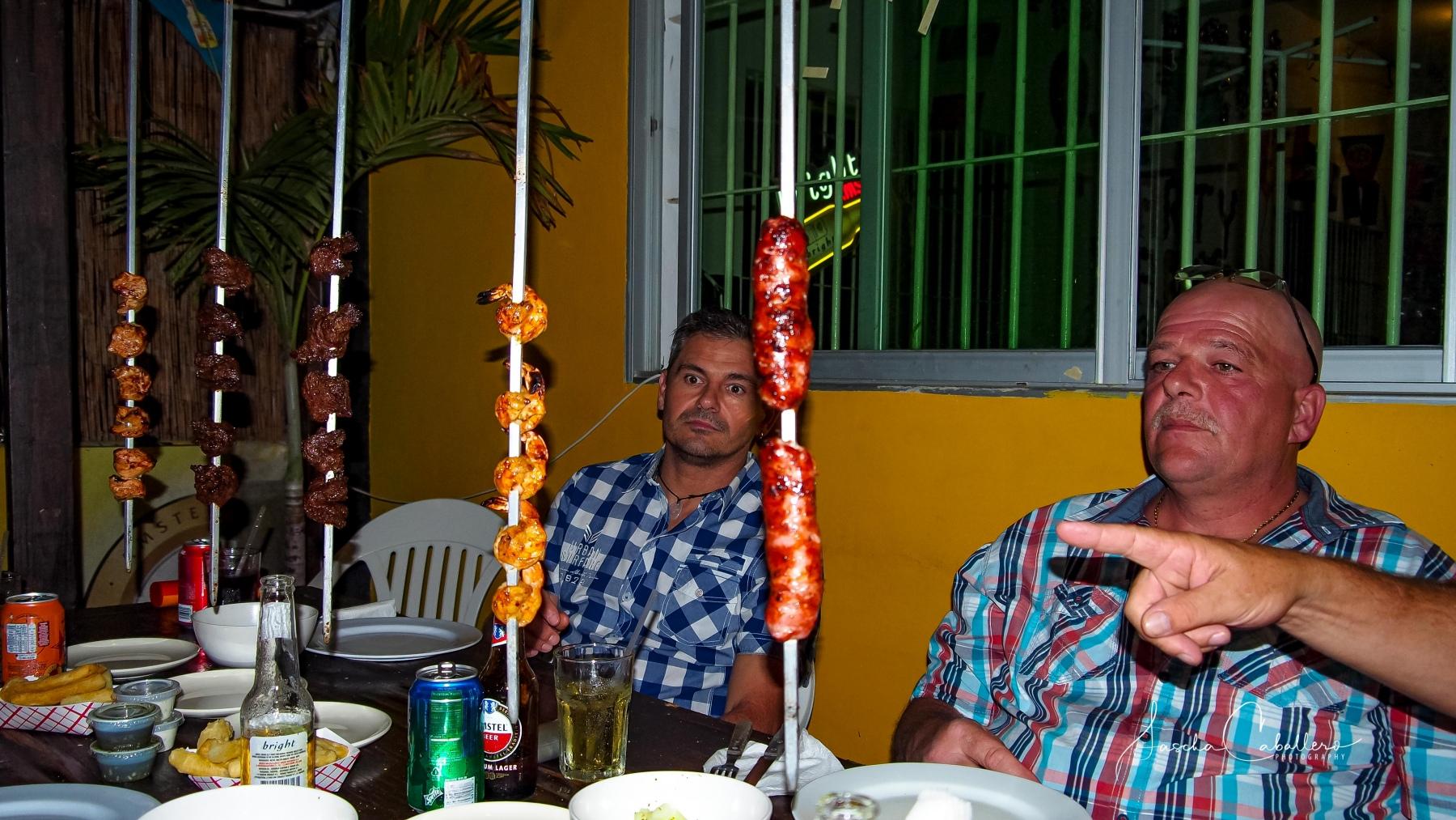 Curacao Pinco Garden Restaurant
