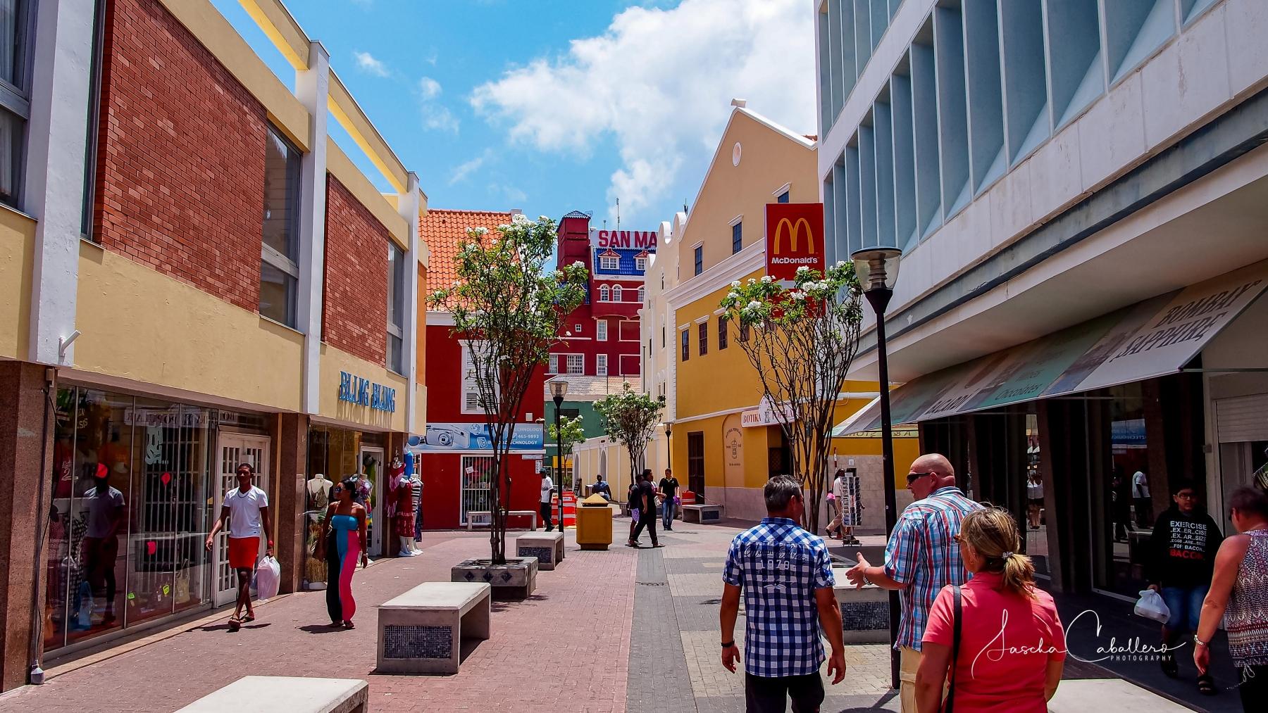Curacao Punta Altstadt