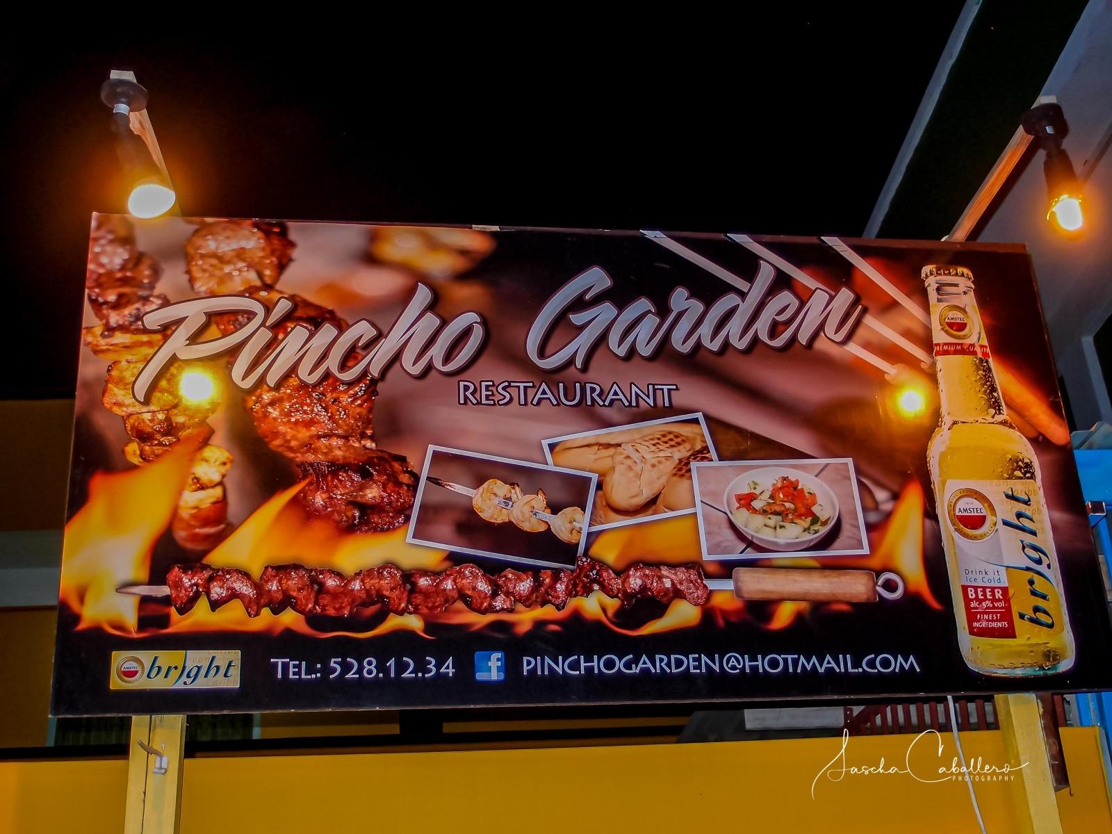 Curacao Pincho Garden Restaurant