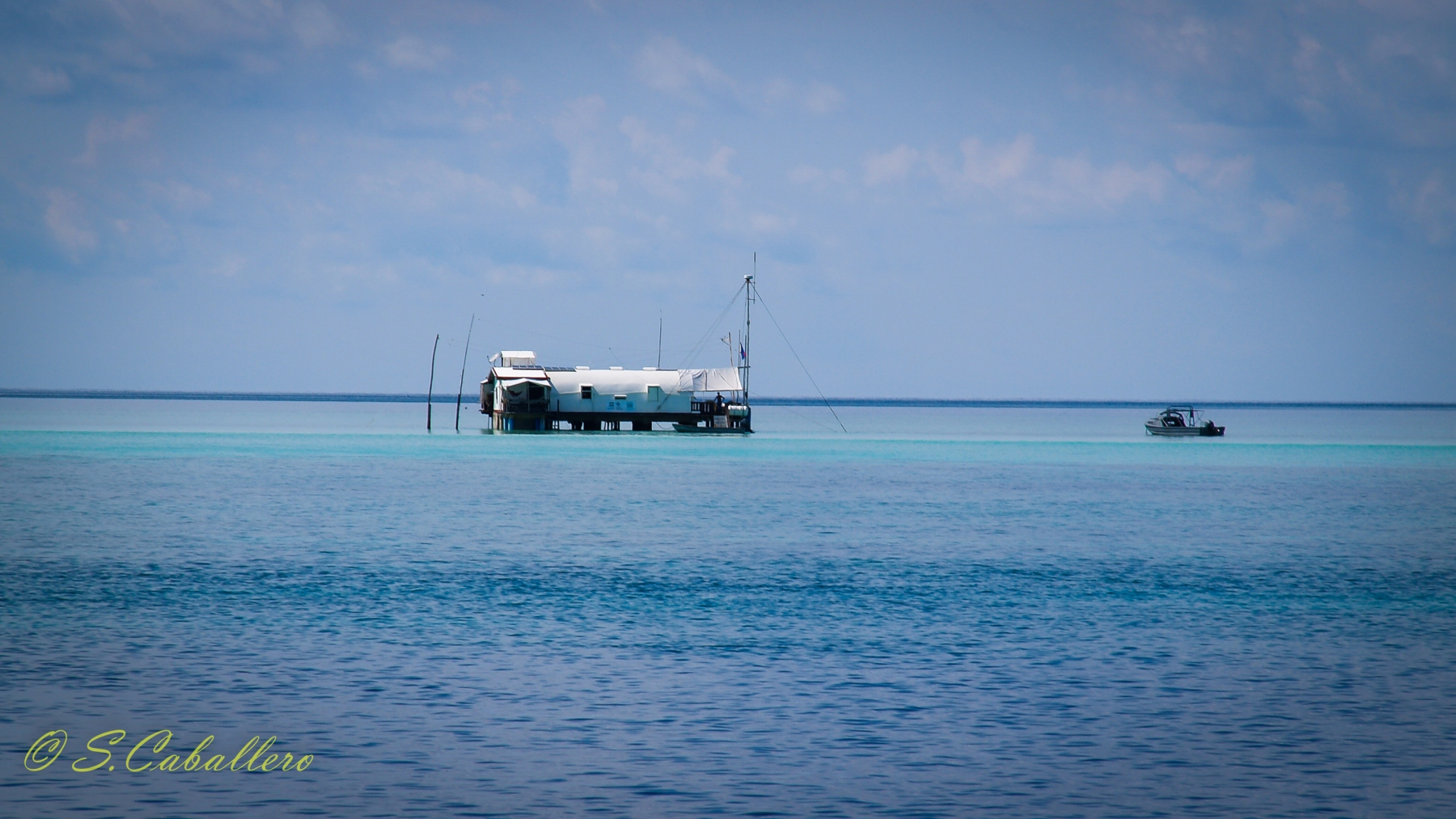 Tubbtaha-Reef Ranger-Station