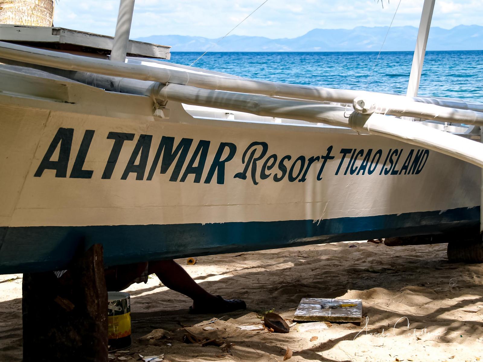 Ticao Altamar