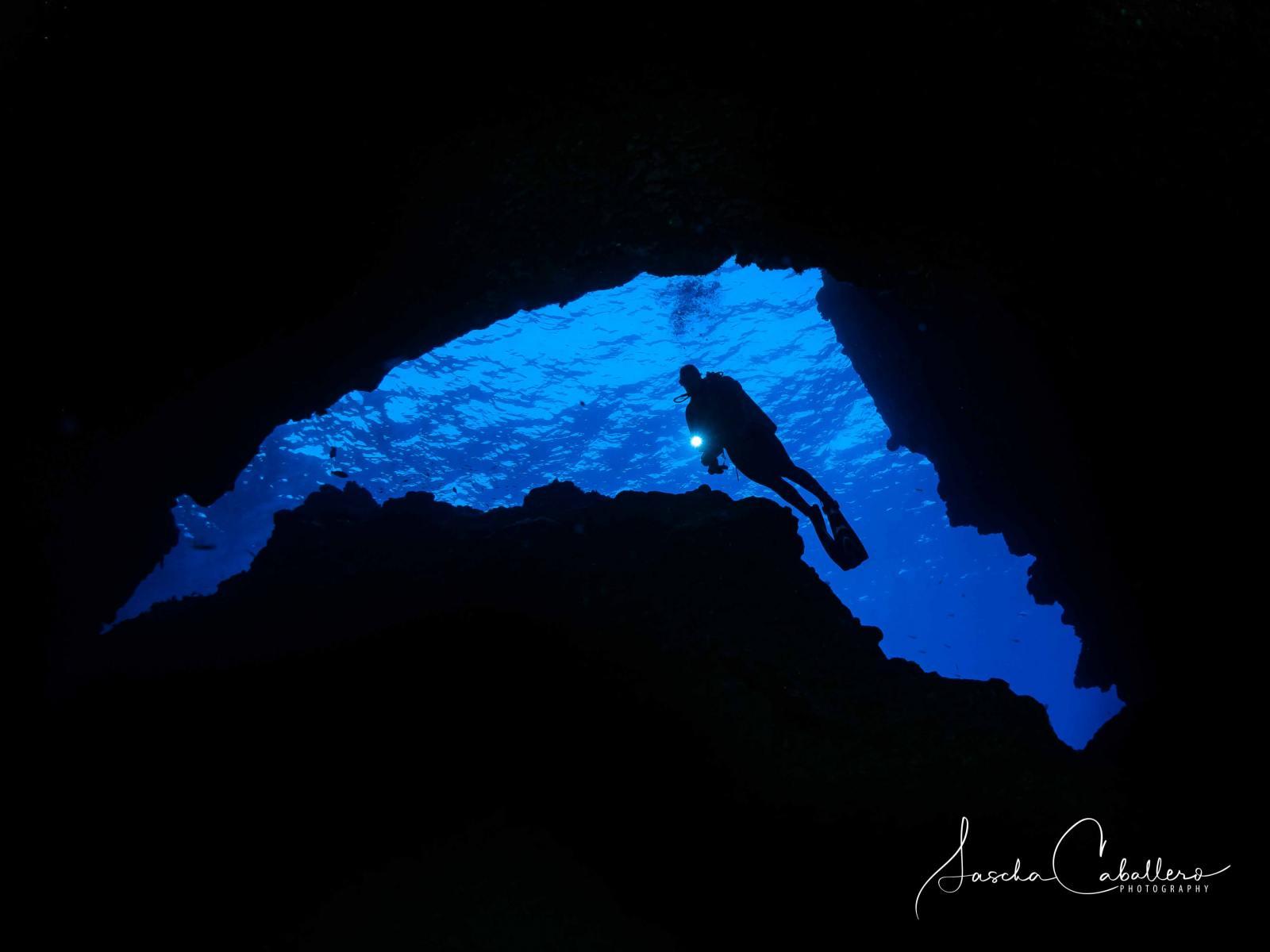 Christmas Island Cave