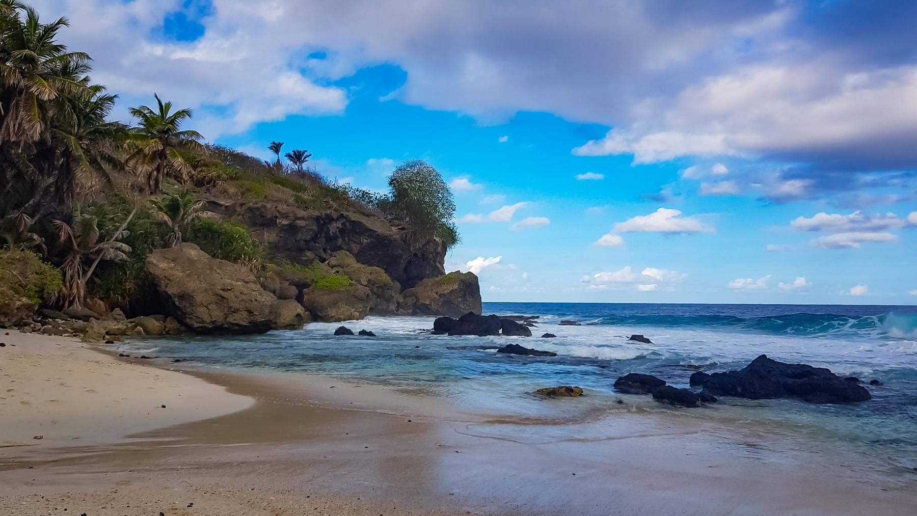 Christmas-Island  Dolly Beach