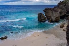 Christmas-Island  Beach